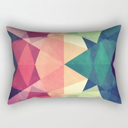 Looking at stars Rectangular Pillow
