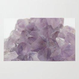 Amethyst Gemstone #1 #decor #art #society6 Rug