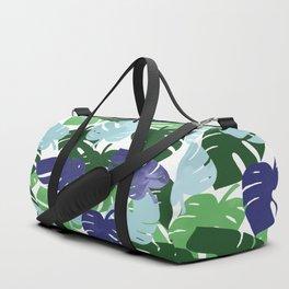 Palm Leaves Pattern Duffle Bag