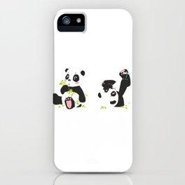 panda #society6 #decor #buyart iPhone Case