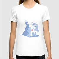 the last unicorn T-shirts featuring My Little Last Unicorn by Ashley Hay