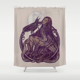 Flirt Shower Curtain