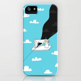 Sew a better world iPhone Case