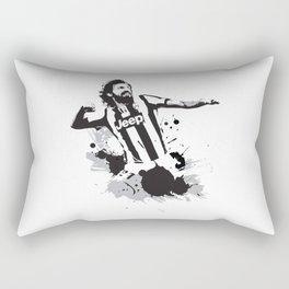 Andrea Pirlo Rectangular Pillow