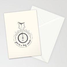 You're a Big Weirdo Stationery Cards