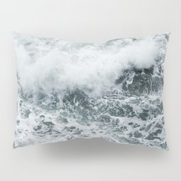Crashing Pillow Sham