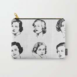Mitford Sisters Carry-All Pouch
