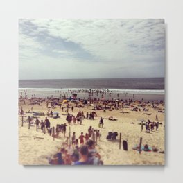 Last Days of Summer Metal Print