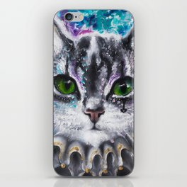 Circus Kitten iPhone Skin