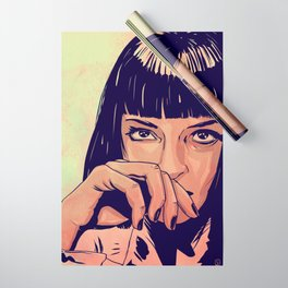 Mia Wallace Wrapping Paper