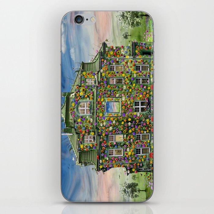 The Flowerhouse iPhone Skin