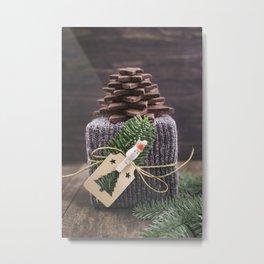 Christmas gift Metal Print