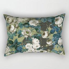 Midnight Garden Rectangular Pillow