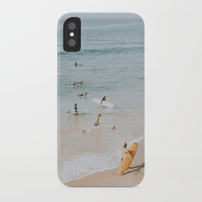lets surf iii iPhone Case