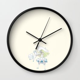 Lillie and Shiron Wall Clock
