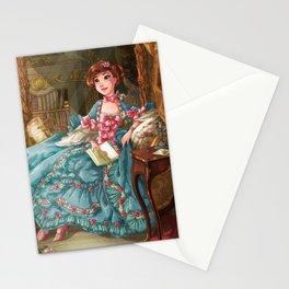 Tseumpfeuh de Pompadour Stationery Cards