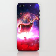 Cosmic Deer iPhone & iPod Skin