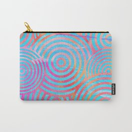 Abstract Pattern VIII Carry-All Pouch