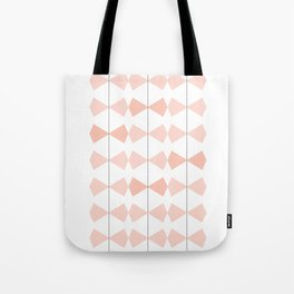 Pretty Bows All In A Row Tote Bag