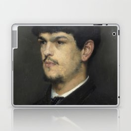 Claude Debussy (1862 – 1918) by Marcel Baschet, 1884 Laptop & iPad Skin