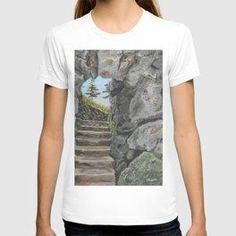 Irish Stairs T-shirt