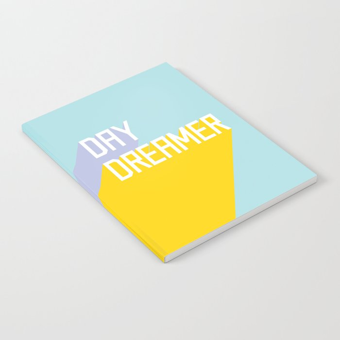 Day Dreamer Notebook