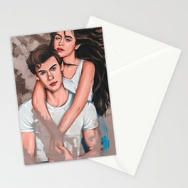 Camila And Shawn Stationery Cards