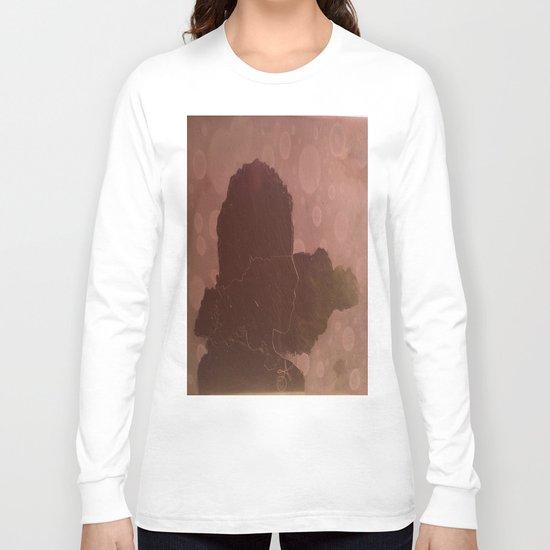 Jamaican Girl Long Sleeve T-shirt