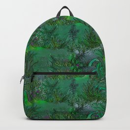 Loch Ness Lagoon Backpack