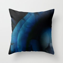 AB#1b Throw Pillow