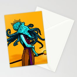 The Nonanatomic Octopatrician x LM Stationery Cards