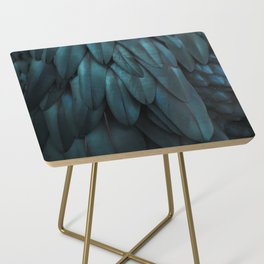 DARK FEATHERS Side Table