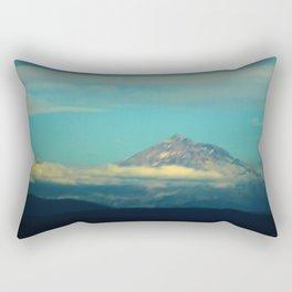 Hood From the West Rectangular Pillow