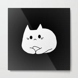 cat 224 Metal Print