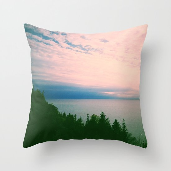 The Colors of My Soul Throw Pillow by Olivia Joy StClaire Society6
