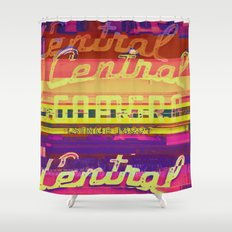 Central Camera, Chicago | Project L0̷SS   Shower Curtain