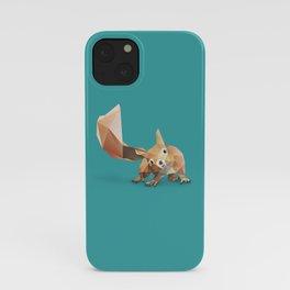 Squirrel. iPhone Case