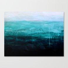 Sea Picture No. 2 Canvas Print