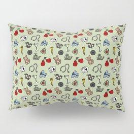 Martinis and Medicine Pillow Sham