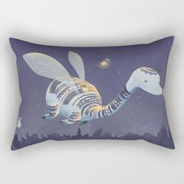 Imaginary Friend Rectangular Pillow