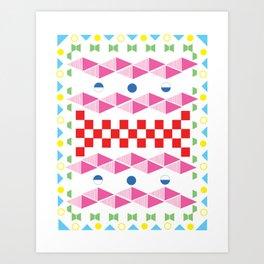RGB / CMY Poster  Art Print