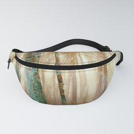 Forest Light Fanny Pack