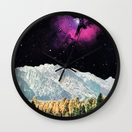 Time and Space Wall Clock