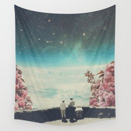 You Know we'll meet Again Wall Tapestry