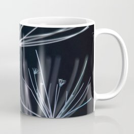 Botanical in Blue Coffee Mug