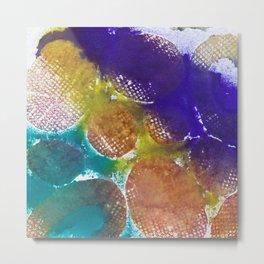 Abstract No. 419 Metal Print