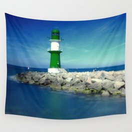 Lighthouse III Wall Tapestry