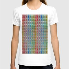 Bright cotton reels. T-shirt