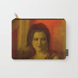 Sophie Cookson - Celebrity (Photographic Art) Carry-All Pouch