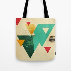 Monster Teeth II Tote Bag